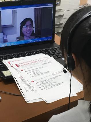 外国人講師とのオンラインマンツーマン英会話
